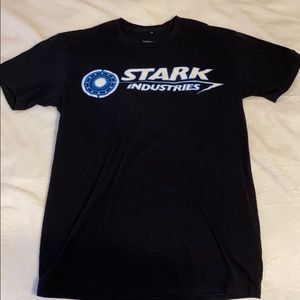 Marvel Stark Industries Black Shirt!
